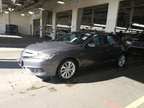 2018 Acura ILX for sale at Florida Fine Cars - West Palm Beach in West Palm Beach FL