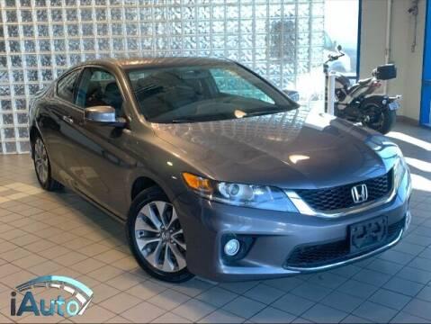 2014 Honda Accord for sale at iAuto in Cincinnati OH