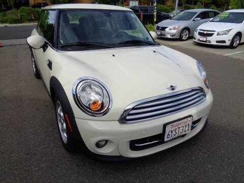 2012 MINI Cooper Hardtop for sale at NorCal Auto Mart in Vacaville CA