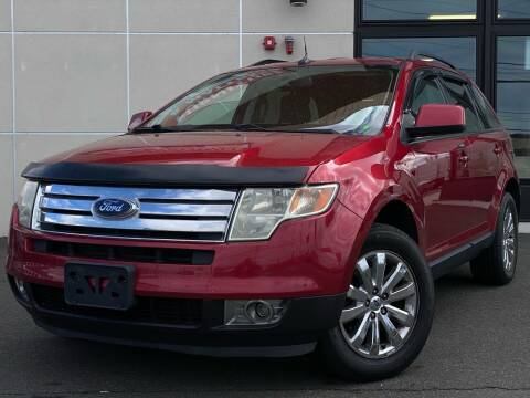 2007 Ford Edge for sale at MAGIC AUTO SALES in Little Ferry NJ