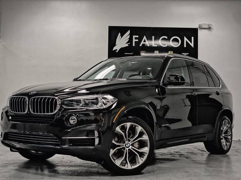 2016 BMW X5 for sale at FALCON AUTO BROKERS LLC in Orlando FL