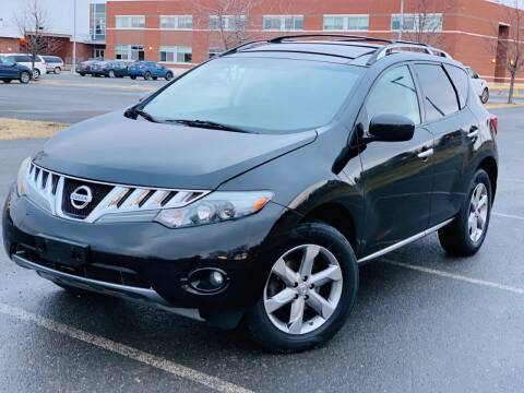 2009 Nissan Murano for sale at Y&H Auto Planet in West Sand Lake NY
