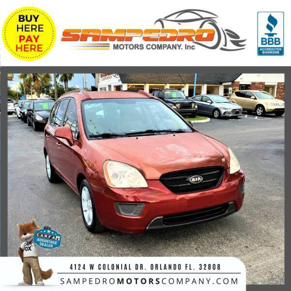 2007 Kia Rondo for sale at SAMPEDRO MOTORS COMPANY INC in Orlando FL