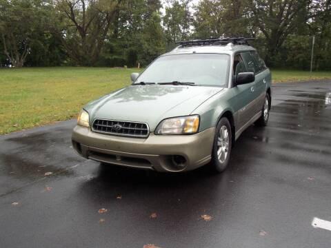 2004 Subaru Outback for sale at Your Choice Auto Sales in North Tonawanda NY