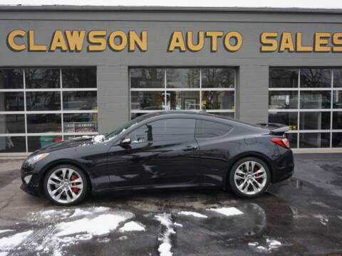 2013 Hyundai Genesis Coupe for sale at Clawson Auto Sales in Clawson MI