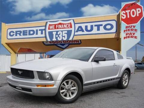 2006 Ford Mustang for sale at Buy Here Pay Here Lawton.com in Lawton OK