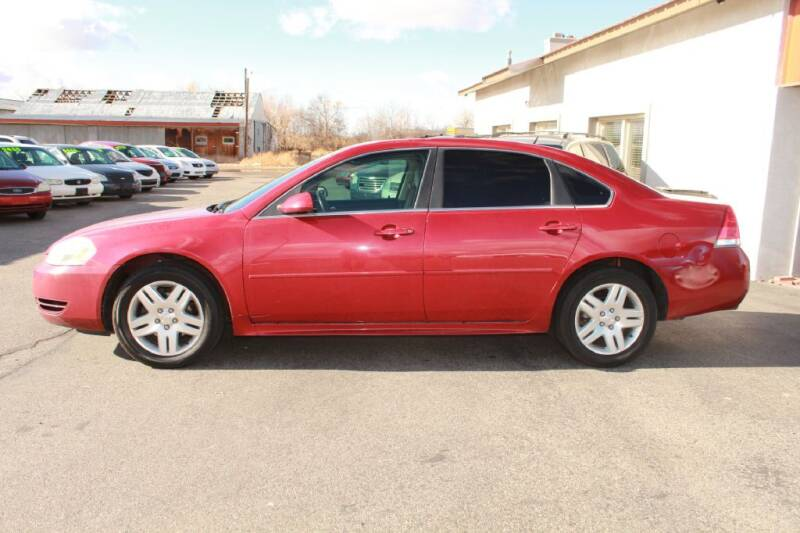 2014 Chevrolet Impala Limited for sale at Epic Auto in Idaho Falls ID