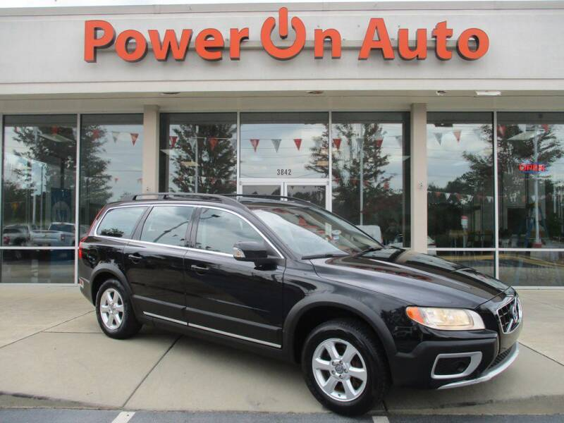 2011 Volvo XC70 for sale at Power On Auto LLC in Monroe NC