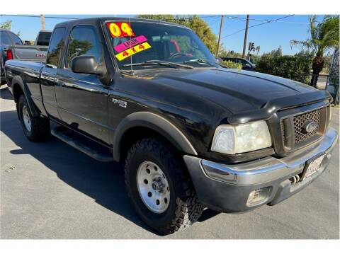 2004 Ford Ranger for sale at ATWATER AUTO WORLD in Atwater CA