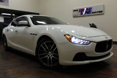 2015 Maserati Ghibli for sale at Driveline LLC in Jacksonville FL