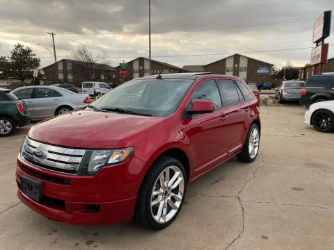 2010 Ford Edge for sale at Car Gallery in Oklahoma City OK