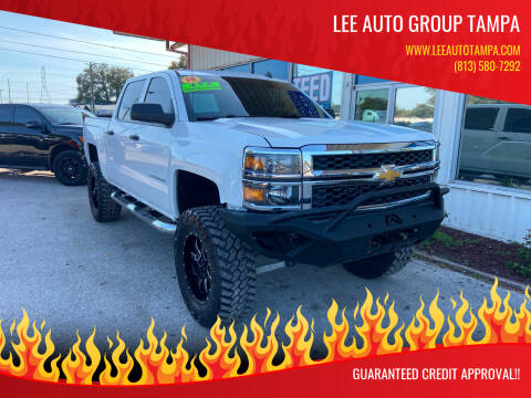 2014 Chevrolet Silverado 1500 for sale at Lee Auto Group Tampa in Tampa FL