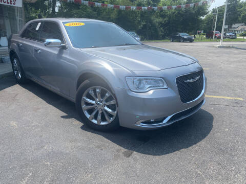 2016 Chrysler 300 for sale at Right Place Auto Sales in Indianapolis IN