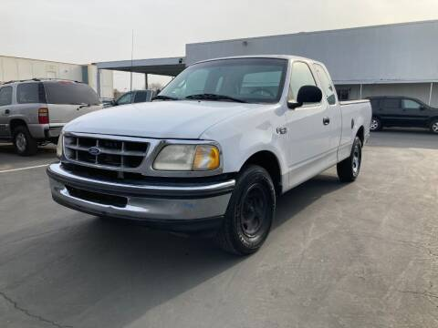 1998 Ford F-150 for sale at PRICE TIME AUTO SALES in Sacramento CA