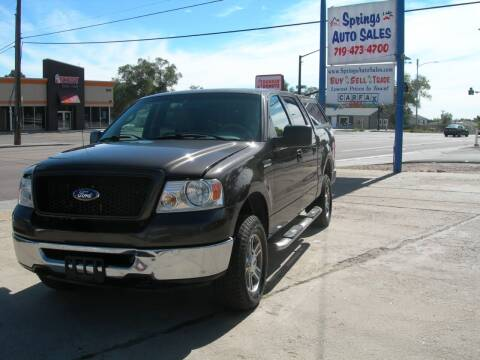 2006 Ford F-150 for sale at Springs Auto Sales in Colorado Springs CO