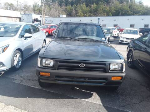1992 Toyota Pickup for sale at Auto Villa in Danville VA