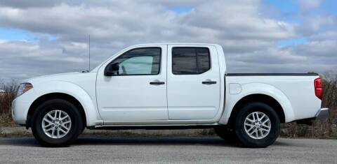 2019 Nissan Frontier for sale at Palmer Auto Sales in Rosenberg TX