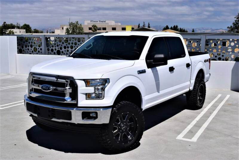 2017 Ford F-150 for sale at Dino Motors in San Jose CA