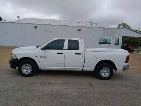 2014 RAM Ram Pickup 1500 for sale at Steve Winnie Auto Sales in Edmore MI