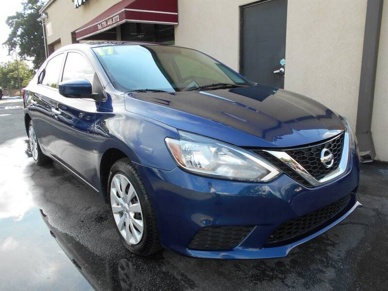 2017 Nissan Sentra for sale at AutoStar Norcross in Norcross GA