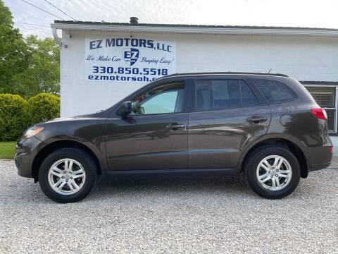 2011 Hyundai Santa Fe for sale at EZ Motors in Deerfield OH