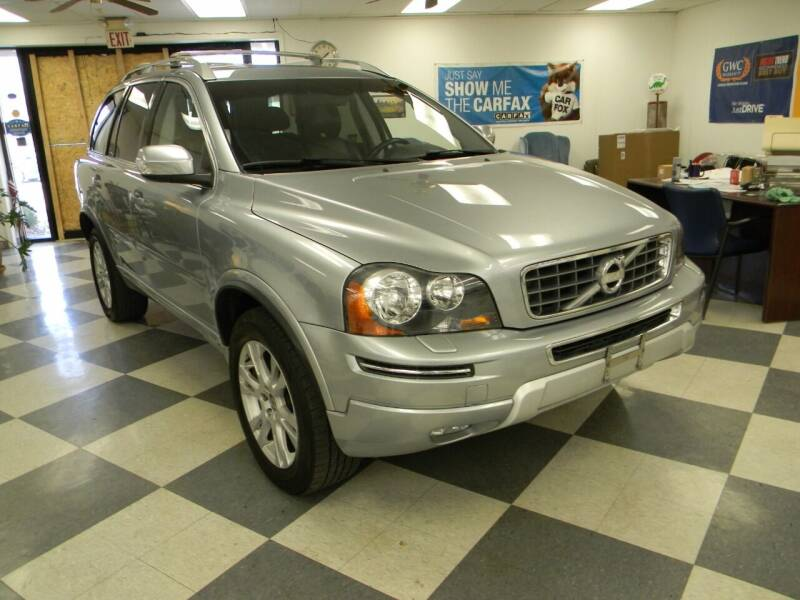 2013 Volvo XC90 for sale at Lindenwood Auto Center in St.Louis MO