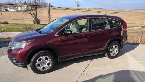 2014 Honda CR-V for sale at Cub Hill Motor Co in Stewartstown PA