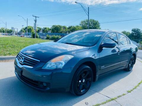 2009 Nissan Altima Hybrid for sale at Xtreme Auto Mart LLC in Kansas City MO