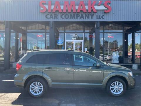 2017 Dodge Journey for sale at Siamak's Car Company llc in Salem OR