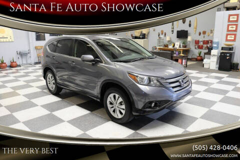 2012 Honda CR-V for sale at Santa Fe Auto Showcase in Santa Fe NM