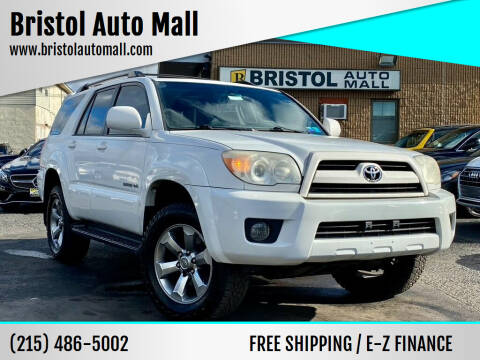 2006 Toyota 4Runner for sale at Bristol Auto Mall in Levittown PA