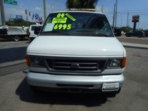 2004 Ford E-Series Cargo for sale at Florida Suncoast Auto Brokers in Palm Harbor FL