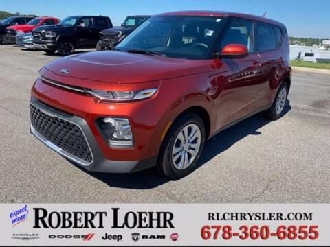 2020 Kia Soul for sale at Robert Loehr Chrysler Dodge Jeep Ram in Cartersville GA