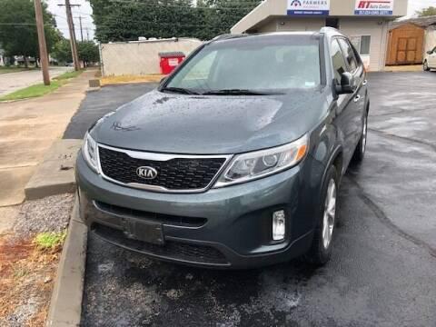 2015 Kia Sorento for sale at RT Auto Center in Quincy IL
