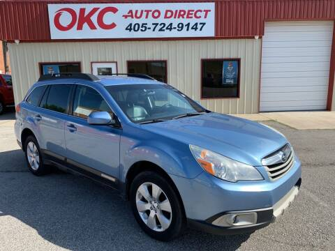 2012 Subaru Outback for sale at OKC Auto Direct in Oklahoma City OK