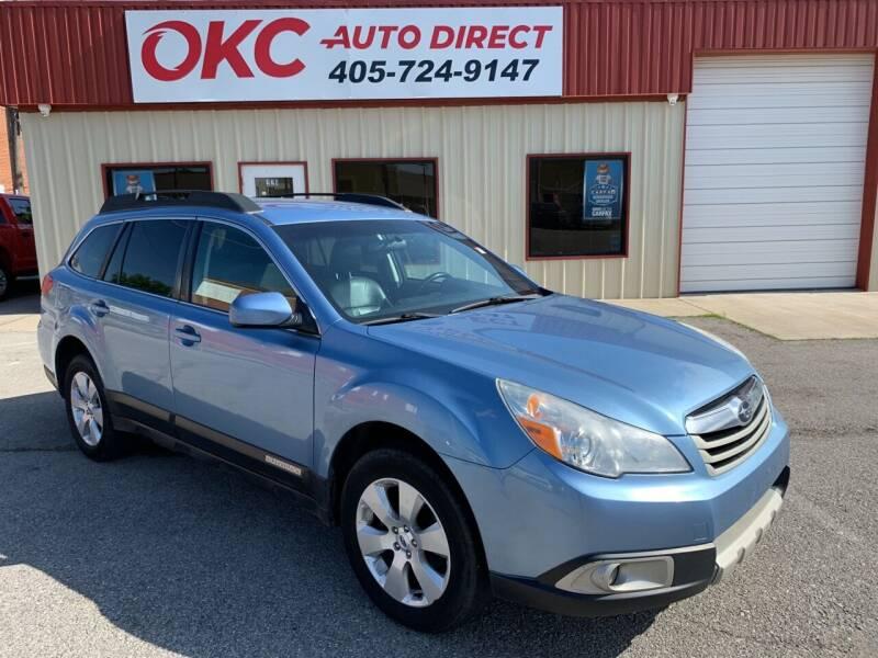 2012 Subaru Outback for sale at OKC Auto Direct in Oklahoma City OK