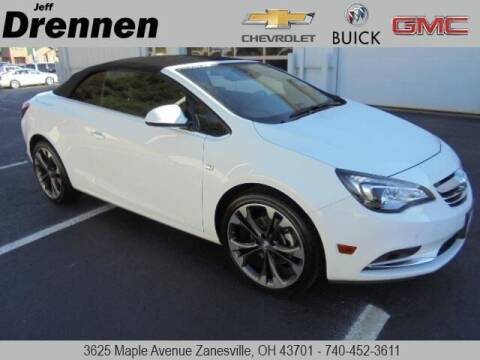 2018 Buick Cascada for sale at Jeff Drennen GM Superstore in Zanesville OH
