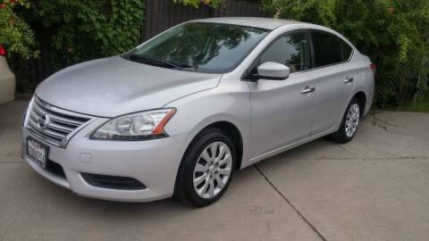 2013 Nissan Sentra for sale at Carspot Auto Sales in Sacramento CA
