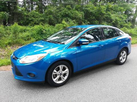 2013 Ford Focus for sale at Low Price Autos in Beaumont TX