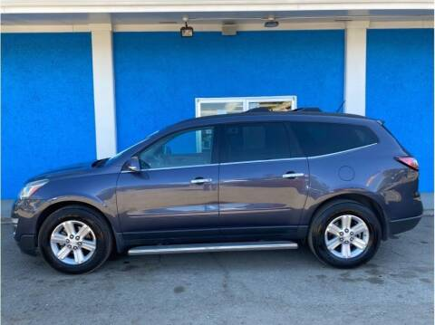 2013 Chevrolet Traverse for sale at Khodas Cars in Gilroy CA