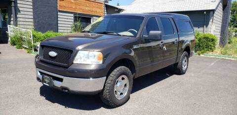 2006 Ford F-150 for sale at Persian Motors in Cornelius OR