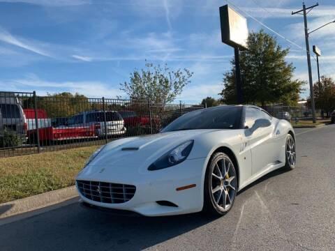 2014 Ferrari California for sale at United Traders Inc. in North Little Rock AR