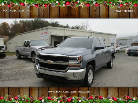 2016 Chevrolet Silverado 1500 for sale at Mark Motors Inc in Gray KY