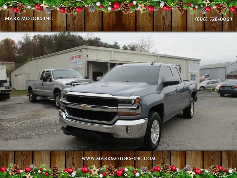 2016 Chevrolet Silverado 1500 for sale at Mark Motors Inc in Gray KY