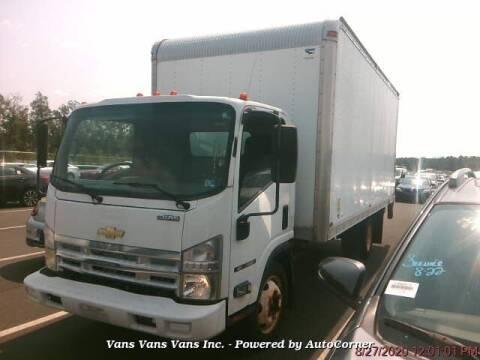 2008 Chevrolet W4500 for sale at Vans Vans Vans INC in Blauvelt NY