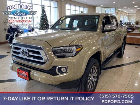 2020 Toyota Tacoma for sale at Fort Dodge Ford Lincoln Toyota in Fort Dodge IA
