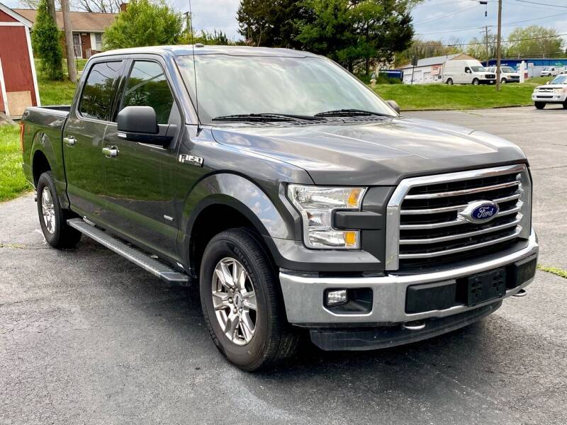 2015 Ford F-150 for sale at ANZ AUTO CONCEPTS LLC in Fredericksburg VA