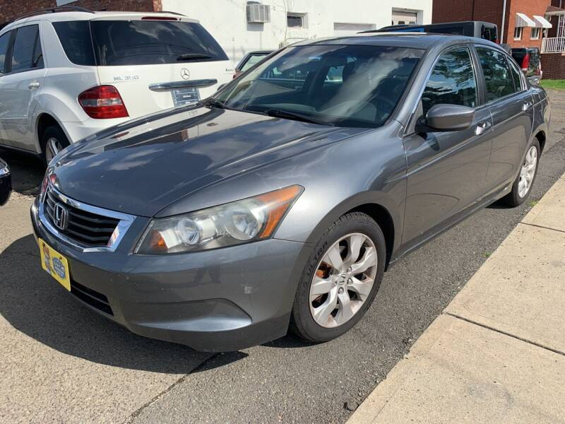 2009 Honda Accord for sale at M & C AUTO SALES in Roselle NJ