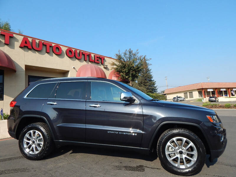 2014 Jeep Grand Cherokee for sale at Direct Auto Outlet LLC in Fair Oaks CA
