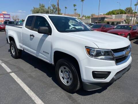 2015 Chevrolet Colorado for sale at Brown & Brown Wholesale in Mesa AZ